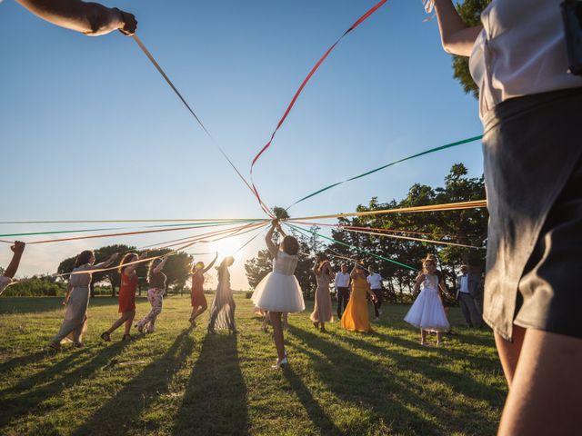 Le mariage de Martin et Charlotte à Saint-Laurent-d'Aigouze, Gard 19