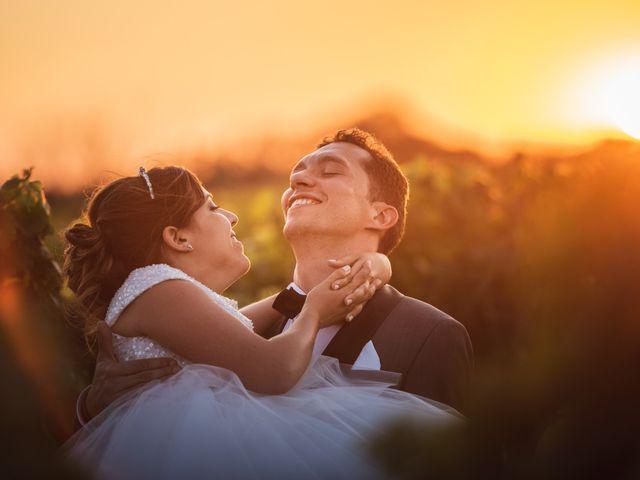 Le mariage de Martin et Charlotte à Saint-Laurent-d'Aigouze, Gard 24