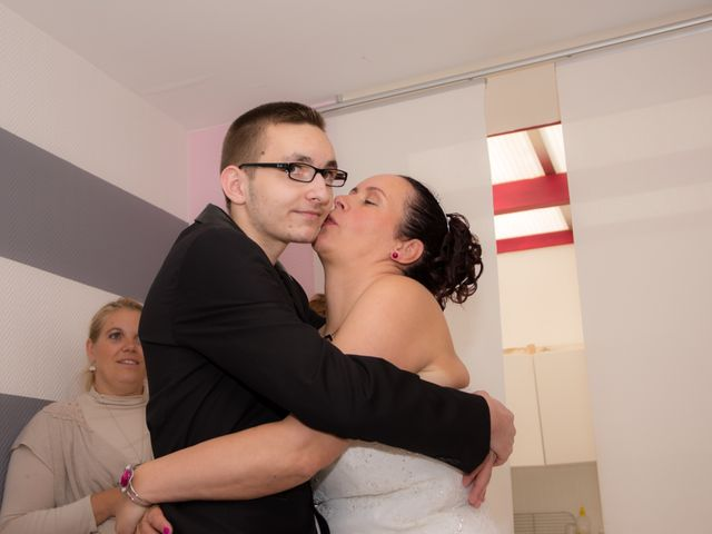 Le mariage de julien et virginie à Marcq-en-Baroeul, Nord 12