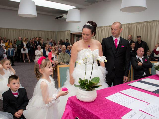 Le mariage de julien et virginie à Marcq-en-Baroeul, Nord 27