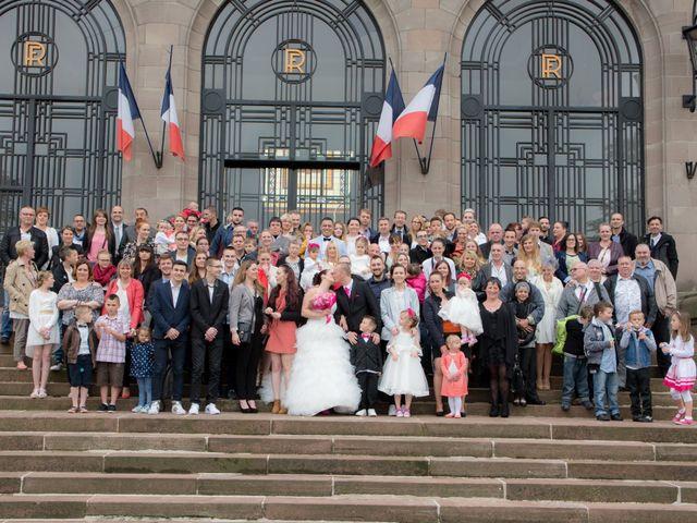Le mariage de julien et virginie à Marcq-en-Baroeul, Nord 34
