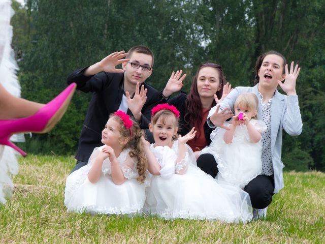 Le mariage de julien et virginie à Marcq-en-Baroeul, Nord 1