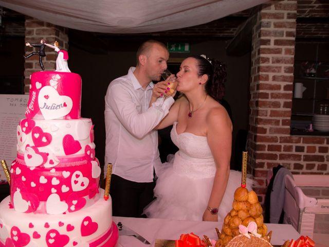 Le mariage de julien et virginie à Marcq-en-Baroeul, Nord 52