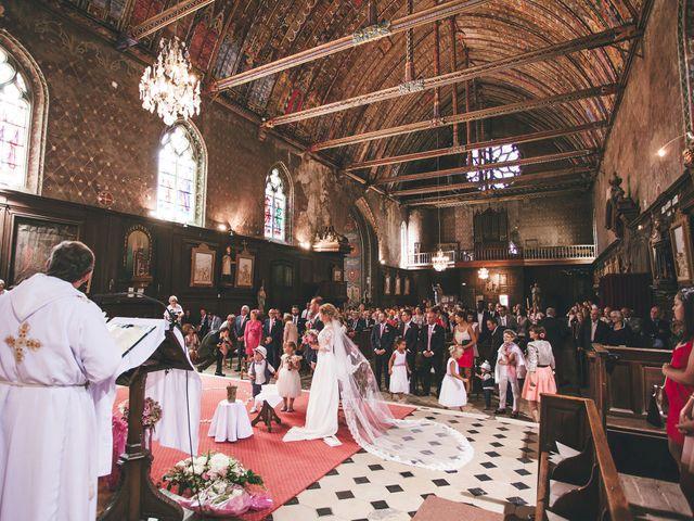 Le mariage de Emmanuel et Elodie à Brou, Eure-et-Loir 31