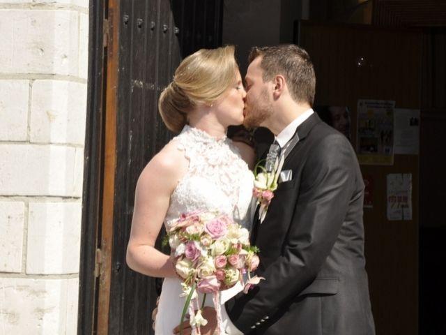 Le mariage de Morgane et Lauric