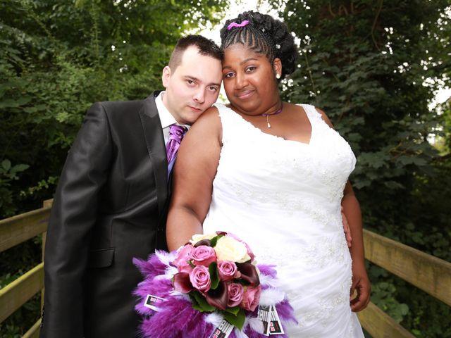 Le mariage de Emmanuel et Jessica à Oberhoffen-sur-Moder, Bas Rhin 10