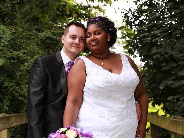 Le mariage de Emmanuel et Jessica à Oberhoffen-sur-Moder, Bas Rhin 13
