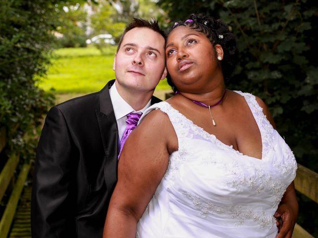 Le mariage de Emmanuel et Jessica à Oberhoffen-sur-Moder, Bas Rhin 14