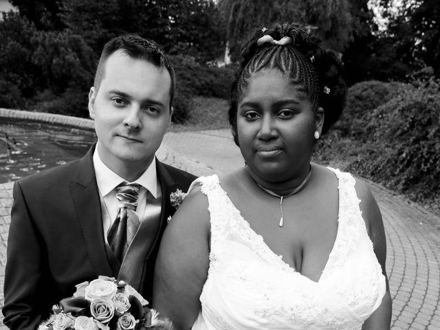 Le mariage de Emmanuel et Jessica à Oberhoffen-sur-Moder, Bas Rhin 16