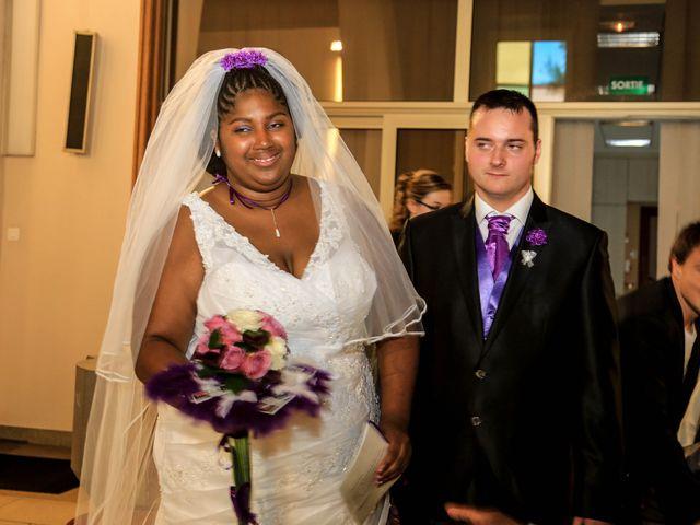 Le mariage de Emmanuel et Jessica à Oberhoffen-sur-Moder, Bas Rhin 20
