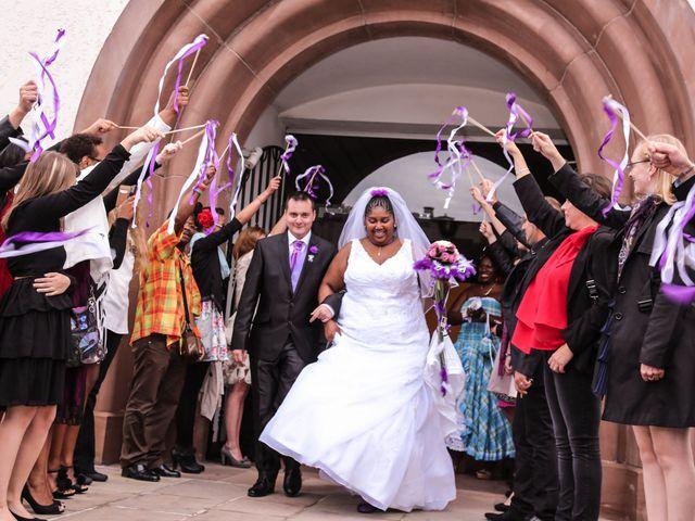 Le mariage de Emmanuel et Jessica à Oberhoffen-sur-Moder, Bas Rhin 21