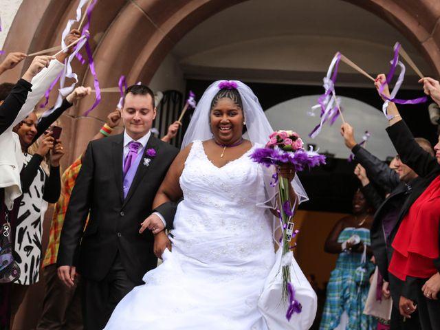 Le mariage de Emmanuel et Jessica à Oberhoffen-sur-Moder, Bas Rhin 22
