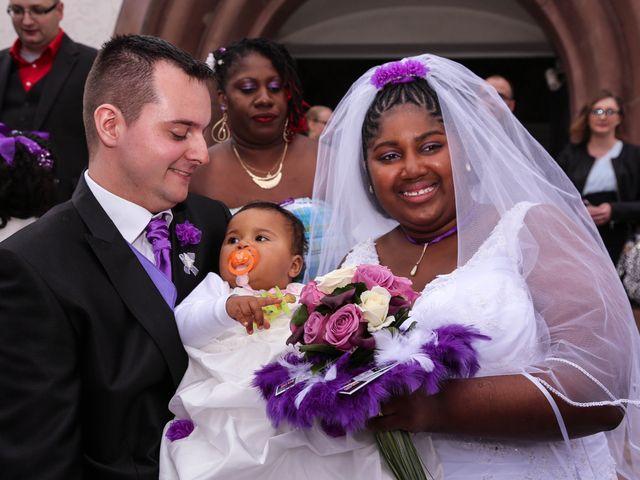 Le mariage de Emmanuel et Jessica à Oberhoffen-sur-Moder, Bas Rhin 26
