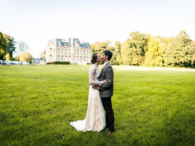 Le mariage de Pierre et Marthe à Varengeville-sur-Mer, Seine-Maritime 14
