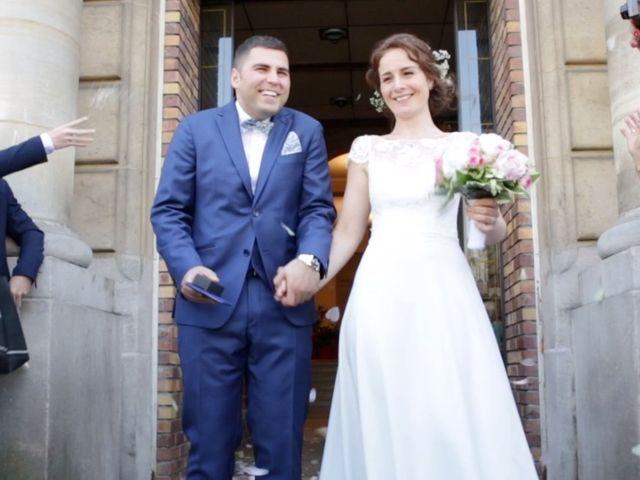 Le mariage de Walid et Laura à Saint-Maur-des-Fossés, Val-de-Marne 10