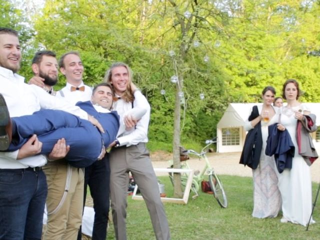 Le mariage de Walid et Laura à Saint-Maur-des-Fossés, Val-de-Marne 30