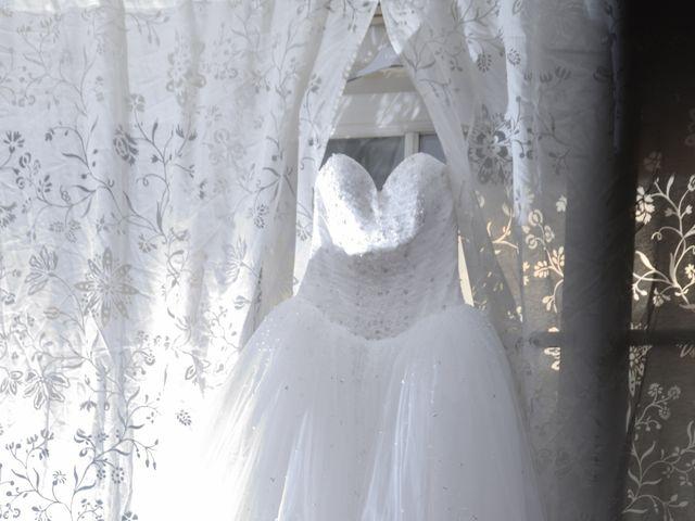 Le mariage de Walid et Baya à Paris, Paris 3