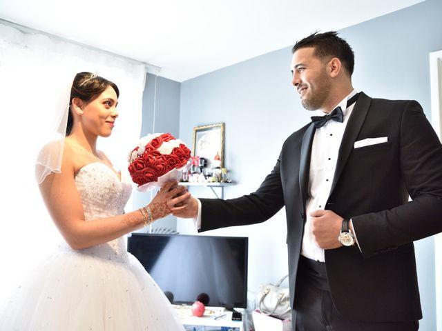 Le mariage de Walid et Baya à Paris, Paris 1