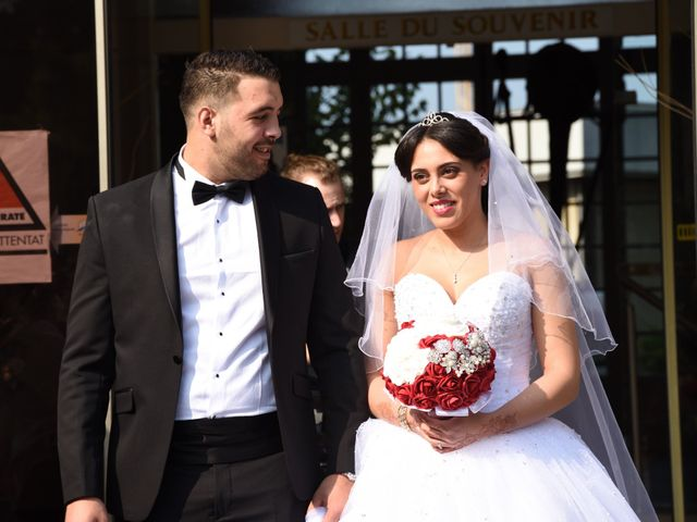 Le mariage de Walid et Baya à Paris, Paris 2