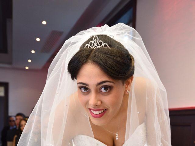 Le mariage de Walid et Baya à Paris, Paris 13