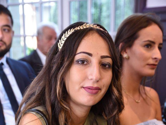 Le mariage de Walid et Baya à Paris, Paris 16