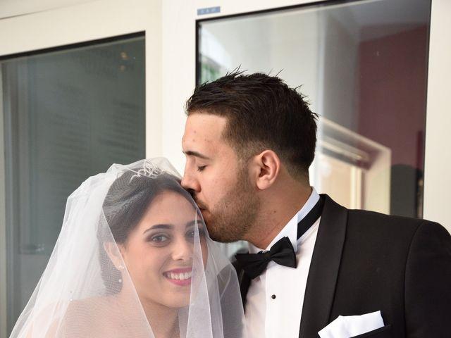 Le mariage de Walid et Baya à Paris, Paris 20
