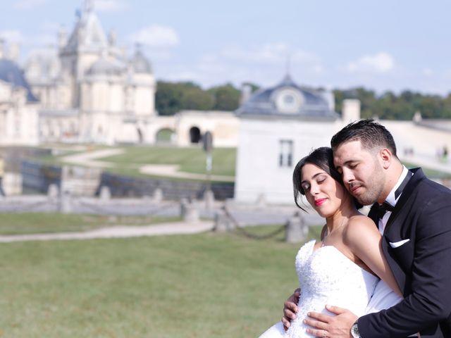 Le mariage de Walid et Baya à Paris, Paris 22
