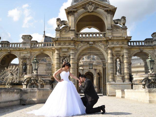 Le mariage de Baya et Walid