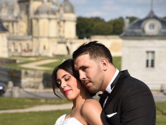 Le mariage de Walid et Baya à Paris, Paris 26