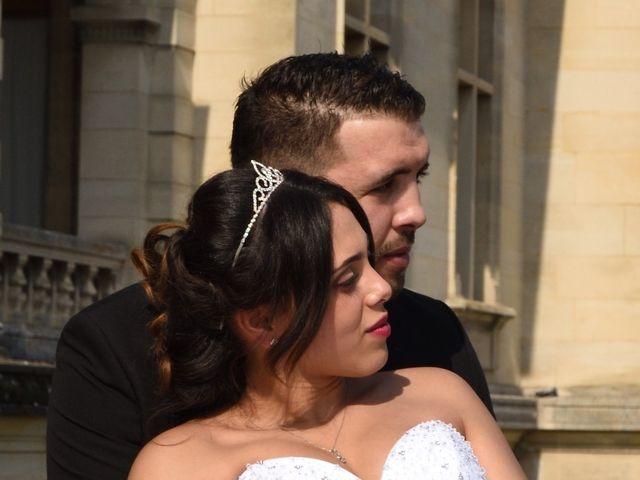 Le mariage de Walid et Baya à Paris, Paris 27