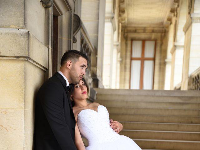 Le mariage de Walid et Baya à Paris, Paris 28
