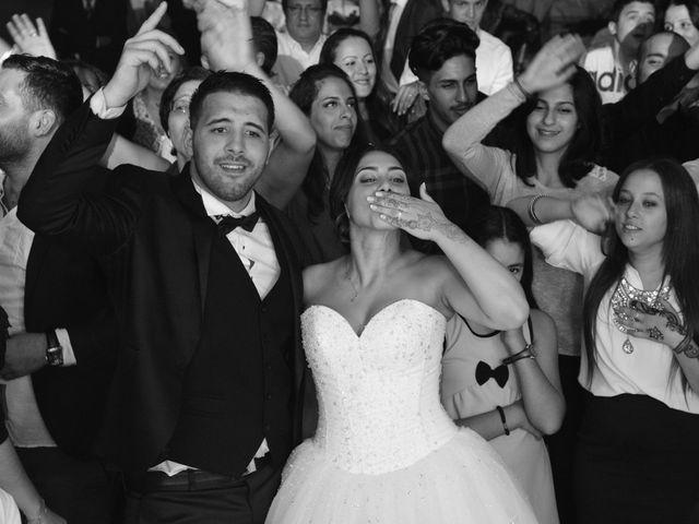 Le mariage de Walid et Baya à Paris, Paris 29