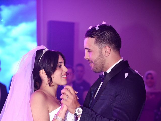 Le mariage de Walid et Baya à Paris, Paris 31