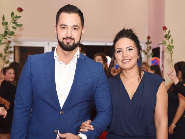 Le mariage de Walid et Baya à Paris, Paris 34