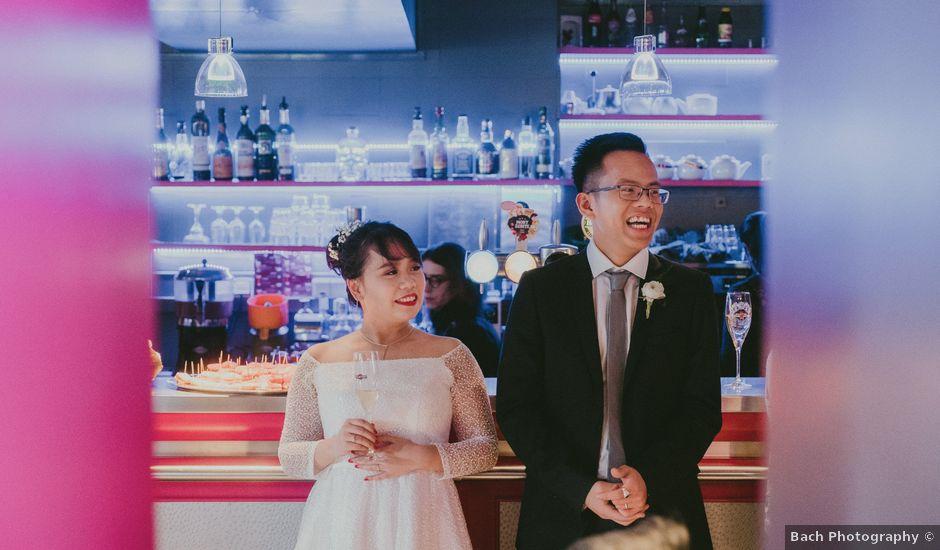 Le mariage de Binh et Thuy à Rueil-Malmaison, Hauts-de-Seine