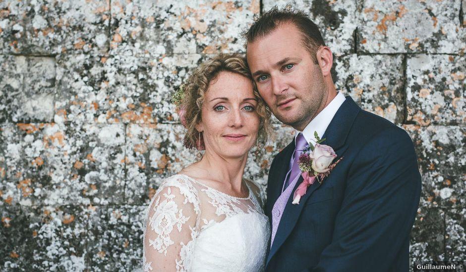 Le mariage de Emmanuel et Elodie à Brou, Eure-et-Loir