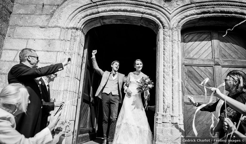 Le mariage de Pierre et Marthe à Varengeville-sur-Mer, Seine-Maritime
