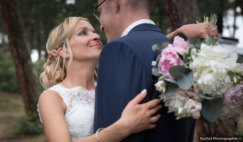 Le mariage de Grégory et Sophie à Arcachon, Gironde