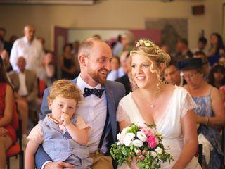 Le mariage de Peggy et Mickaël 1