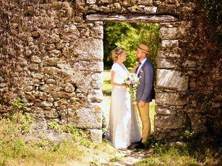 Le mariage de Peggy et Mickaël