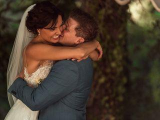 Le mariage de Katrina et Benjamin