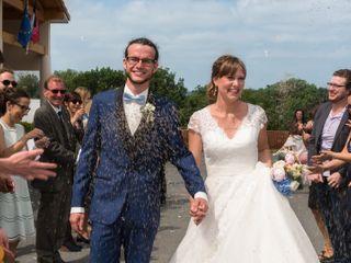 Le mariage de Justine et Maxime