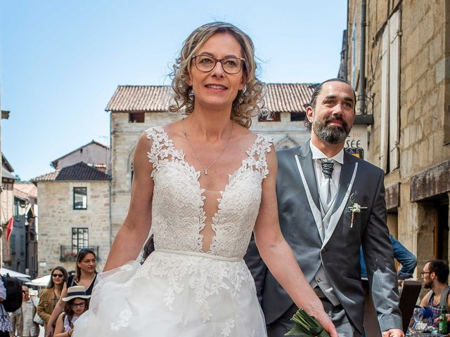 Le mariage de Sébastien et Sophie à Figeac, Lot 35
