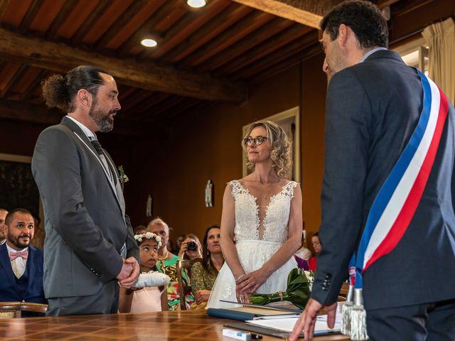 Le mariage de Sébastien et Sophie à Figeac, Lot 42