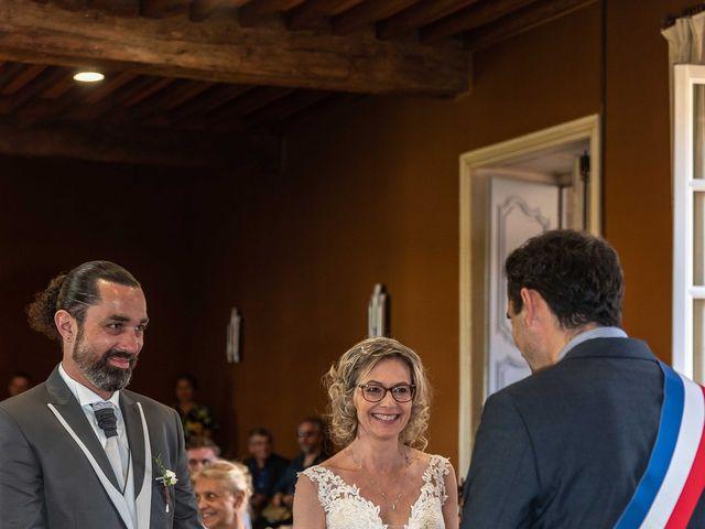 Le mariage de Sébastien et Sophie à Figeac, Lot 43
