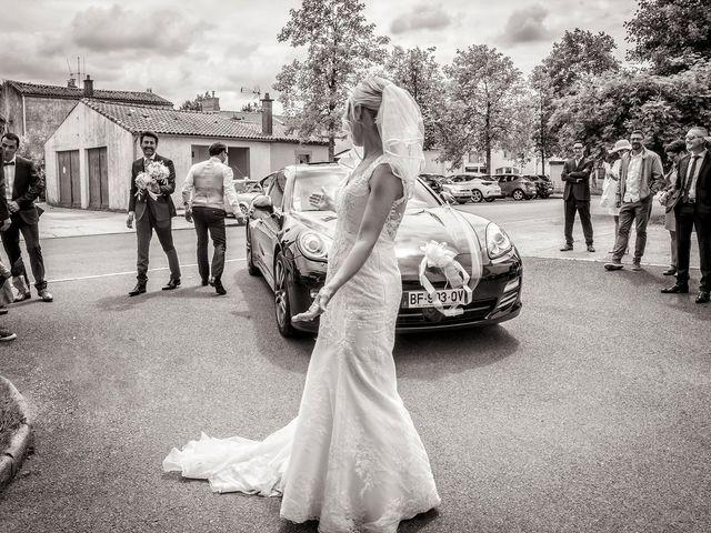 Le mariage de Stéphane et Gaëlle à Rezé, Loire Atlantique 3