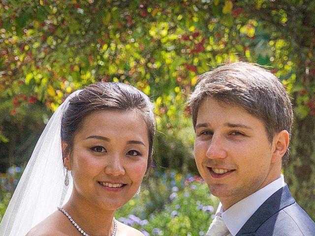 Le mariage de Jean-Pierre et Mio à Vannes, Morbihan 5