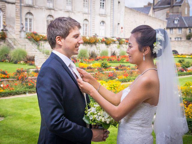 Le mariage de Jean-Pierre et Mio à Vannes, Morbihan 2