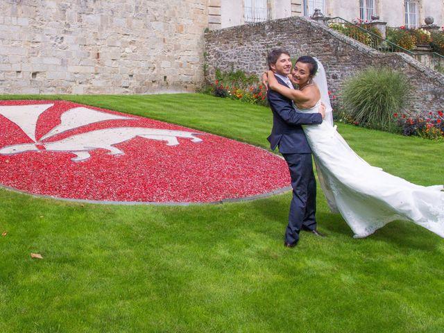 Le mariage de Jean-Pierre et Mio à Vannes, Morbihan 6