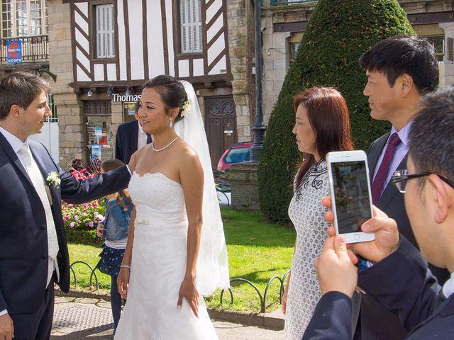 Le mariage de Jean-Pierre et Mio à Vannes, Morbihan 11